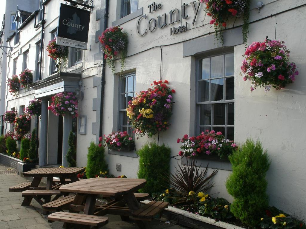 The County Hotel - Laterooms