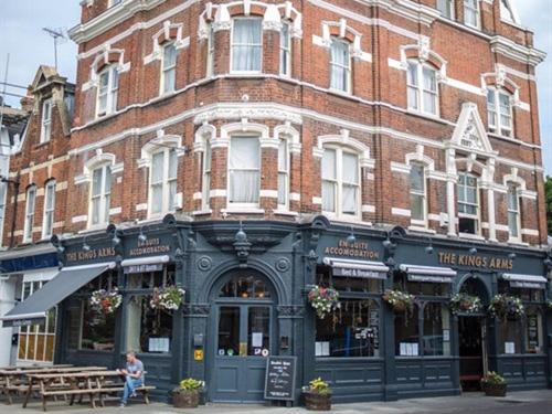 The Kings Arms in London, Greater London, England