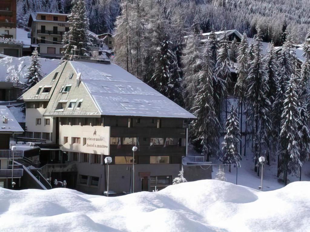 Hotel San Matteo durante l'inverno
