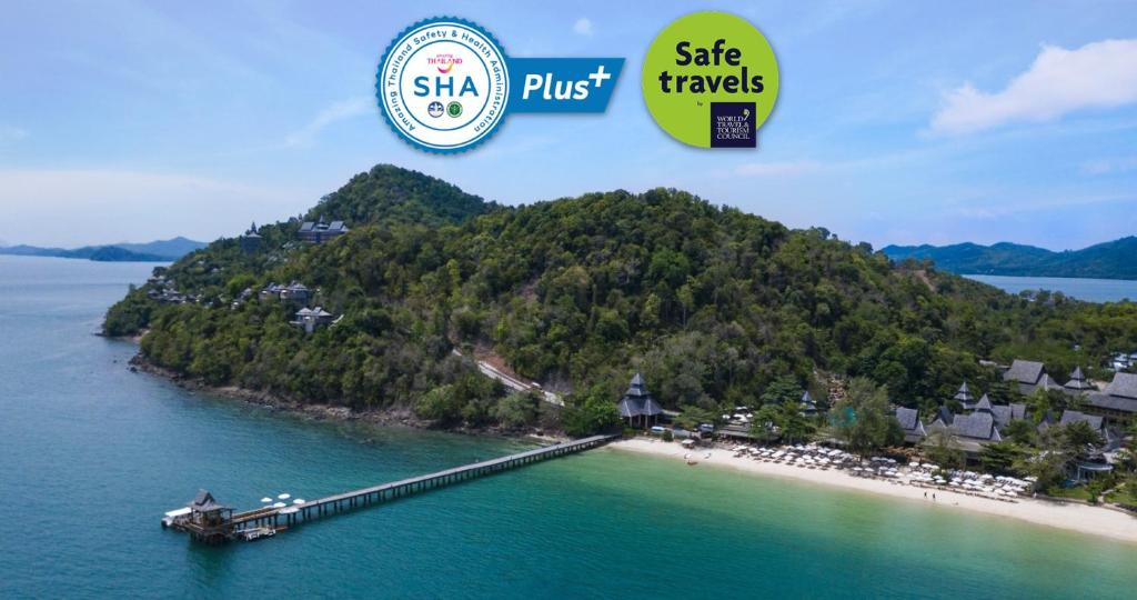 A bird's-eye view of Santhiya Koh Yao Yai Resort & Spa - SHA Plus