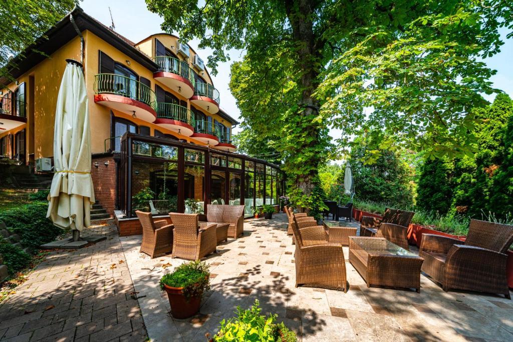 Hotel Bobbio Budapest, Hungary