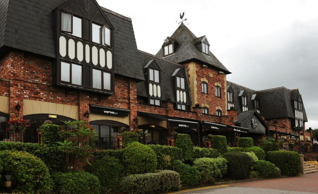 Village Hotel Wirral - Laterooms