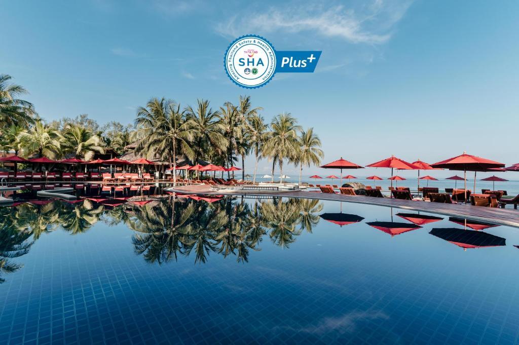 The swimming pool at or close to Khaolak Laguna Resort - SHA Plus