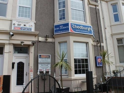 The Chedburgh in Whitley Bay, Tyne & Wear, England