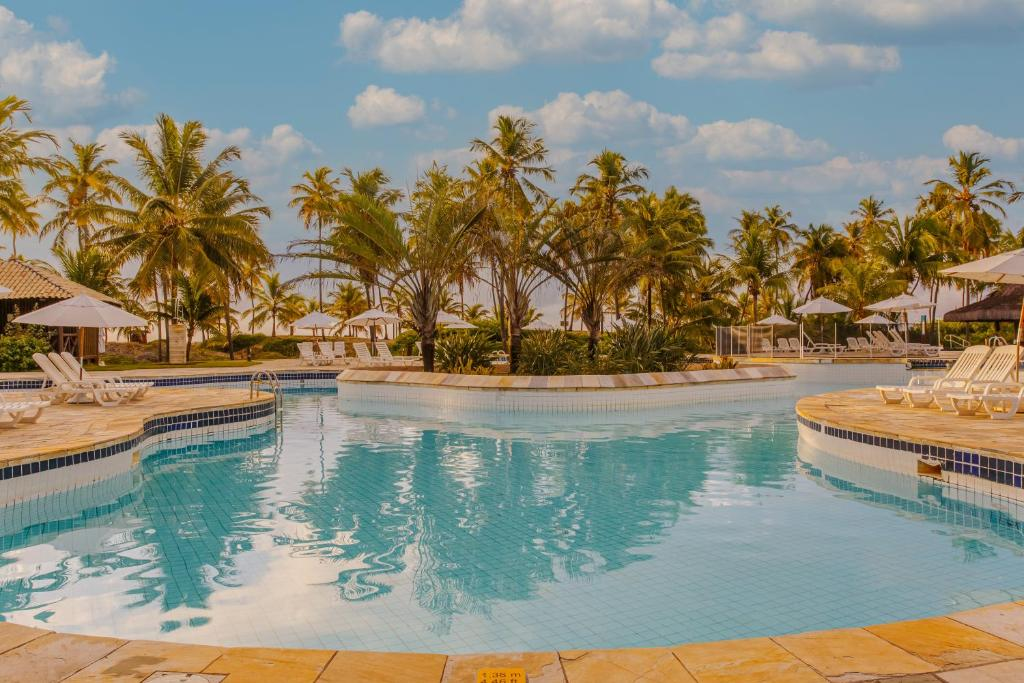 The swimming pool at or close to Sauipe Resorts - All Inclusive