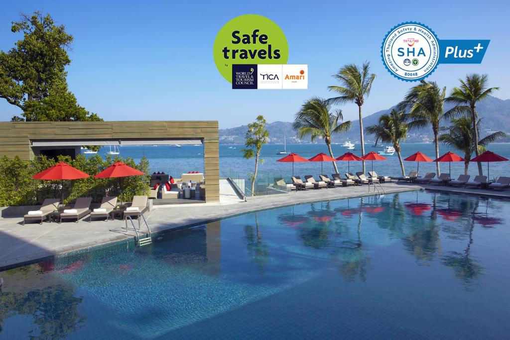 The swimming pool at or near Amari Phuket - SHA Plus