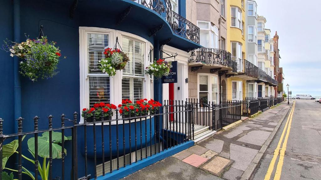 Red Brighton Blue in Brighton & Hove, East Sussex, England