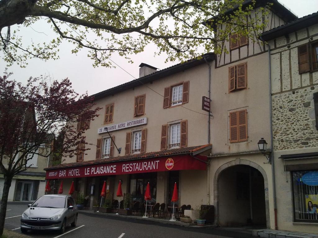 Hotel Restaurant Le Plaisance Maurs, France
