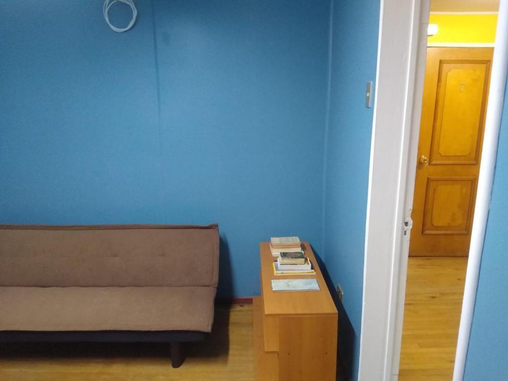 Zona de estar de Islanet Hostel & Bar