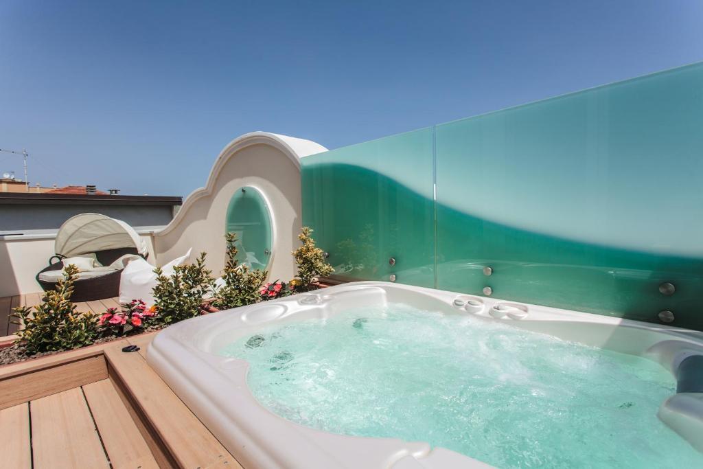 Princier Fine Resort & SPA Rimini, Italy