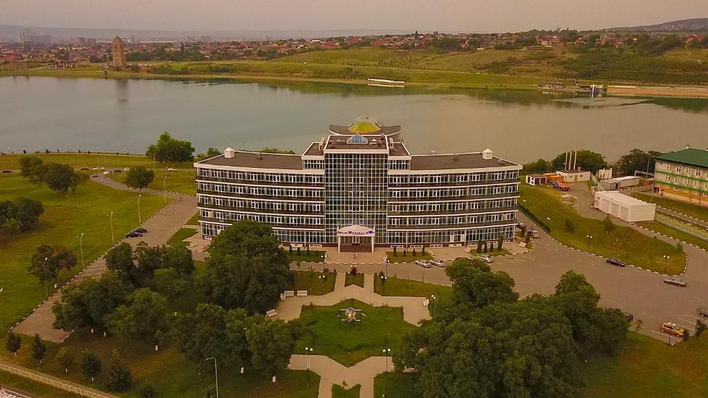 Отель Тийнала с высоты птичьего полета