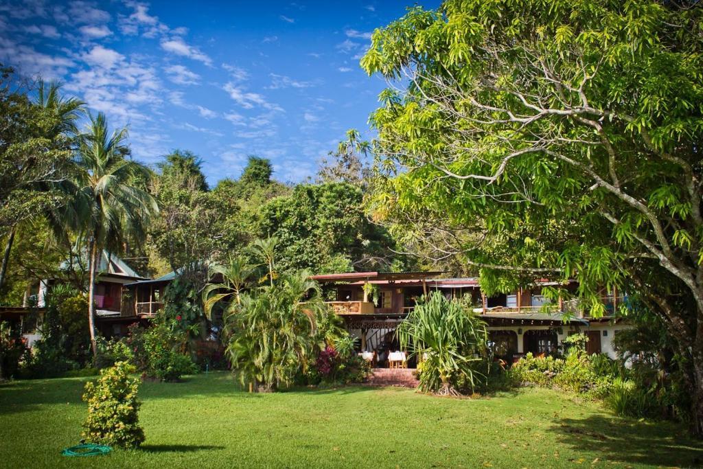 Jardín al aire libre en Hotel Amor de Mar