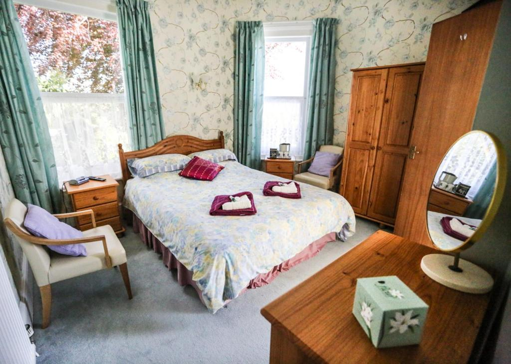 Mount House - Laterooms