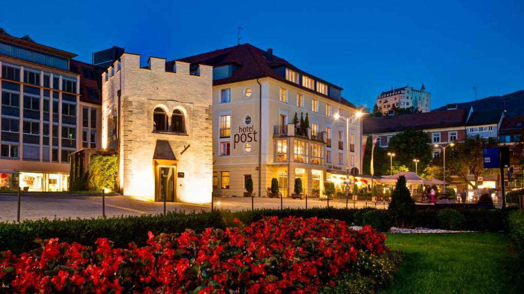 Hotel Post Brunico, Italy
