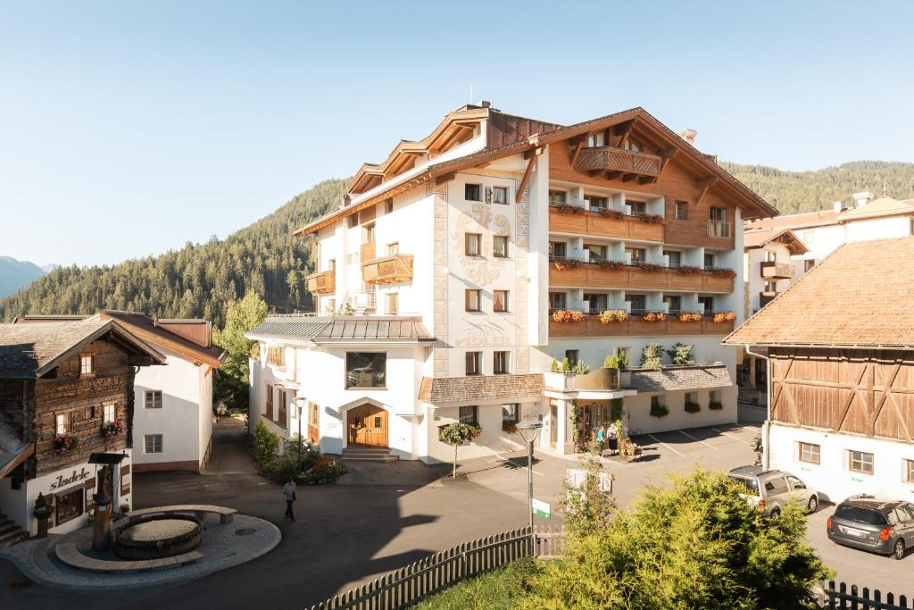 Familienhotel Adler Serfaus, Austria
