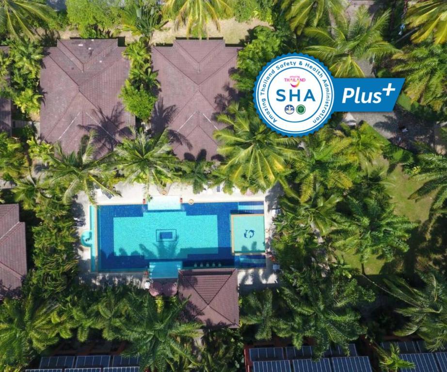 A bird's-eye view of Sudala Beach Resort