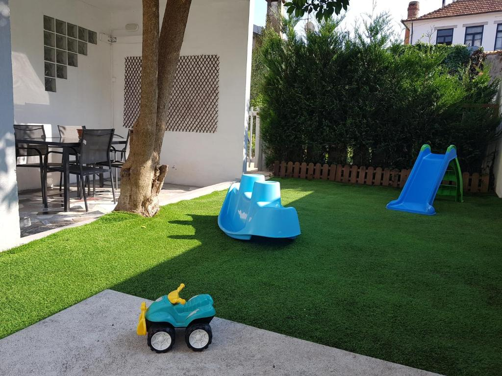Children's play area at Porto In Sight, 4 Kids