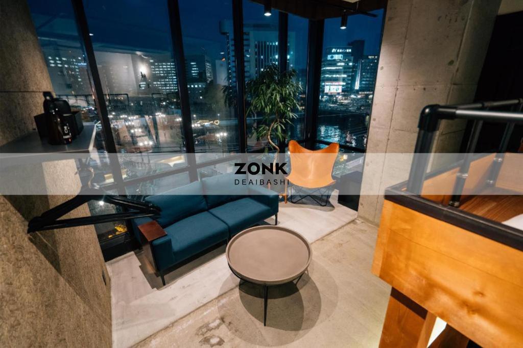 東邦ホテルゾンク中洲であい橋 1室貸切の敷地内または近くにあるプール