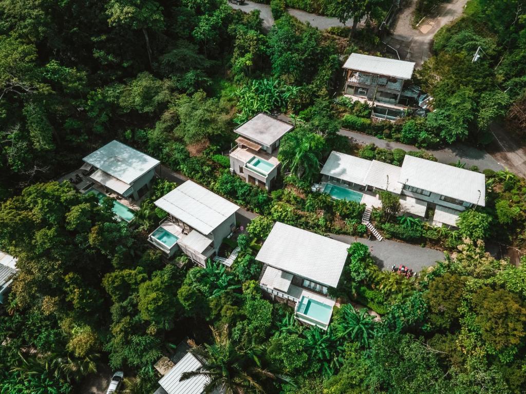 A bird's-eye view of Akwa Resorts Ocean View