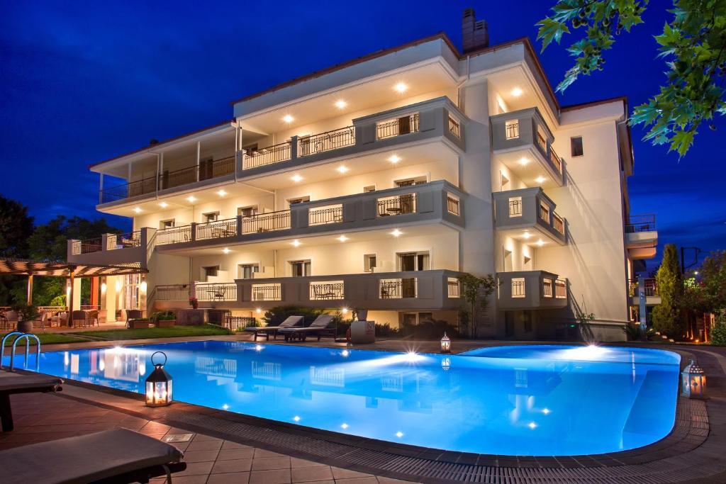 Electra Hotel Stavros, Greece