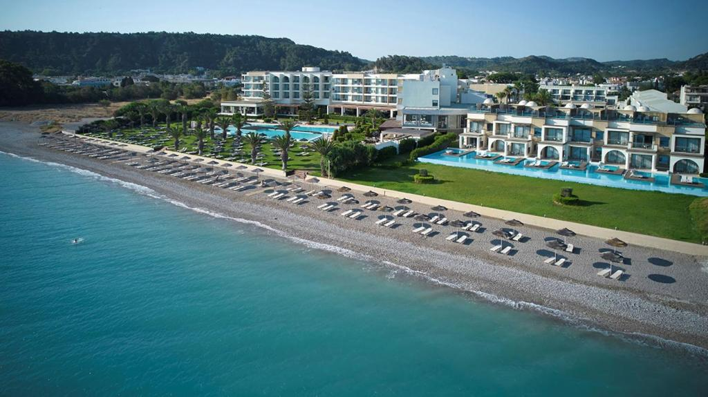 The Ixian Grand - Adults Only Hotel sett ovenfra