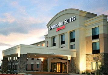 The SpringHill Suites by Marriott Lancaster Palmdale.