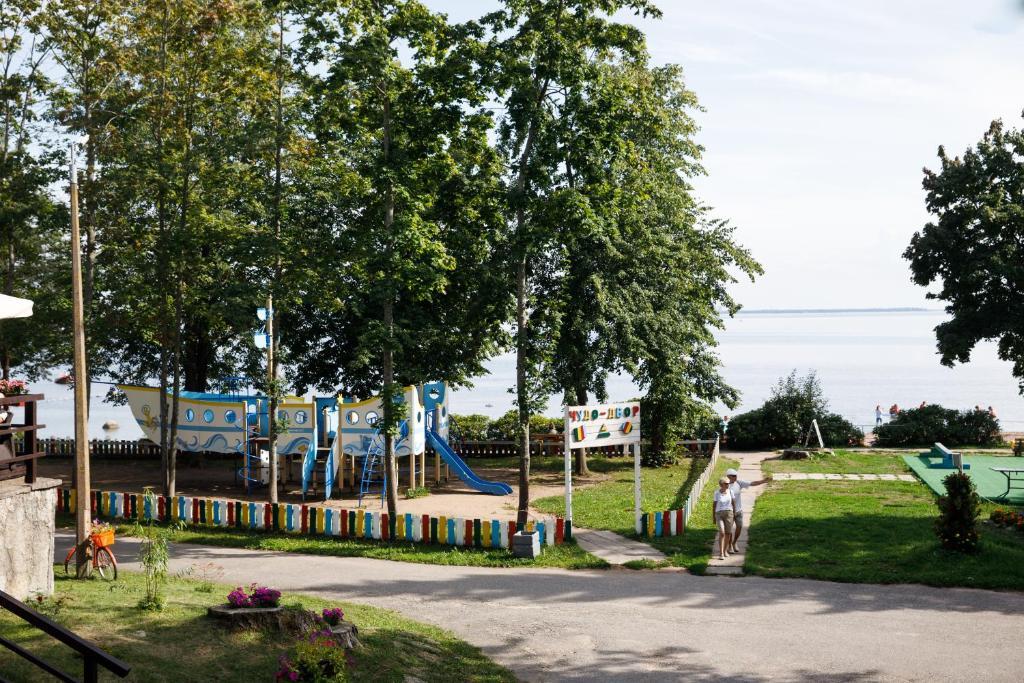 Детская игровая зона в Гостиница Репинская