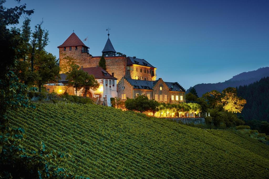Schloss Eberstein Gernsbach, Germany