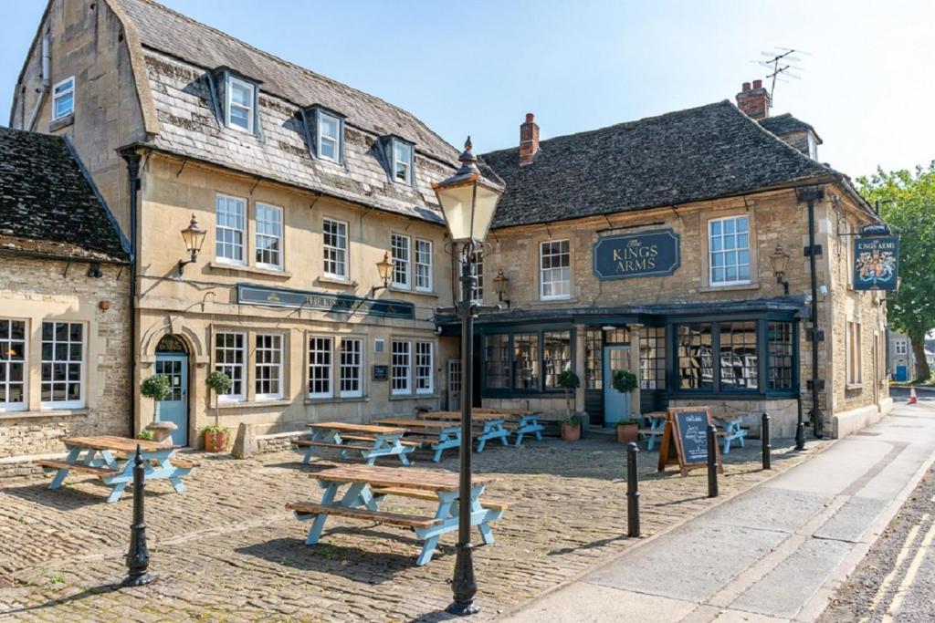 The Kings Arms Hotel in Melksham, Wiltshire, England