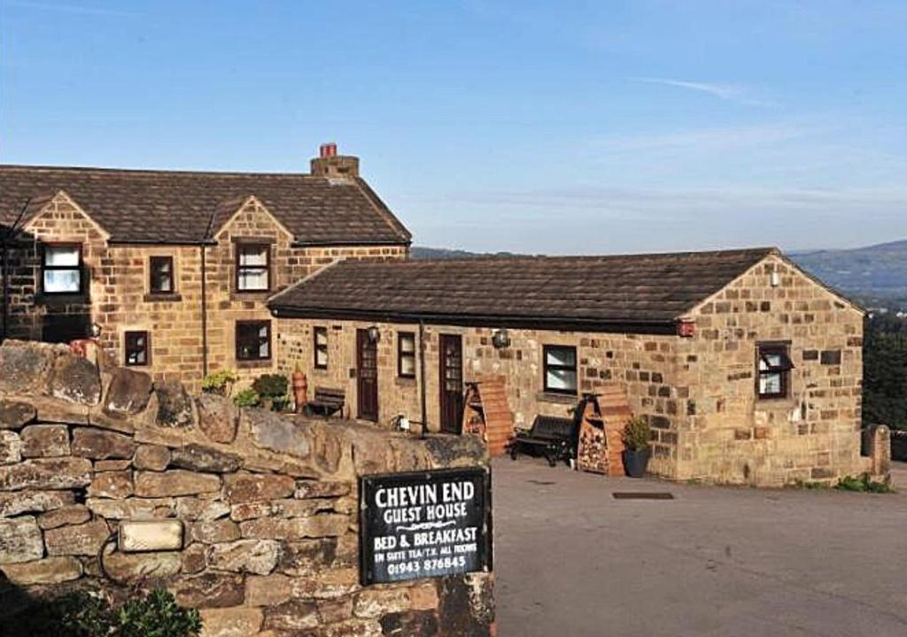 Chevin End Guest House in Menston, West Yorkshire, England