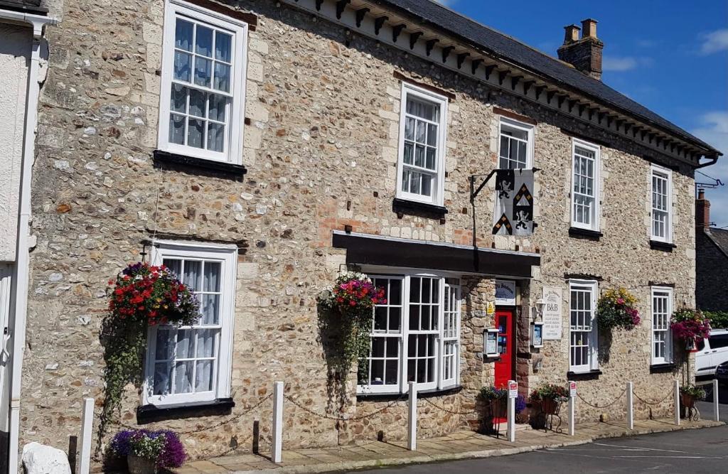The Old Bakehouse in Colyton, Devon, England