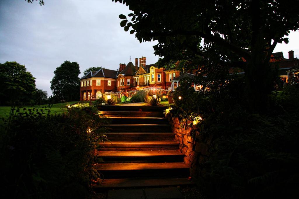 Birmingham North Moor Hall Hotel - Laterooms
