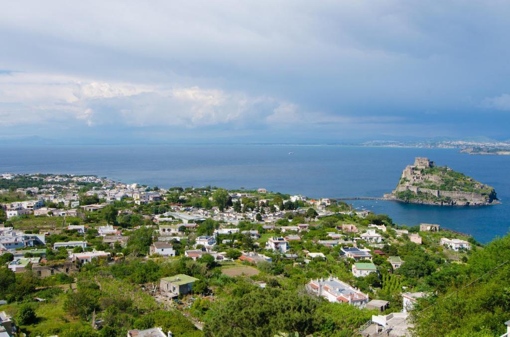 A bird's-eye view of La Capannina - Hotel & Apartments