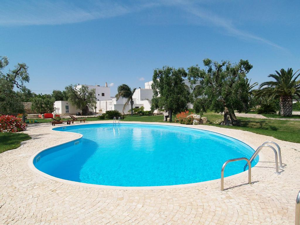 The swimming pool at or near Hotel Masseria Tutosa
