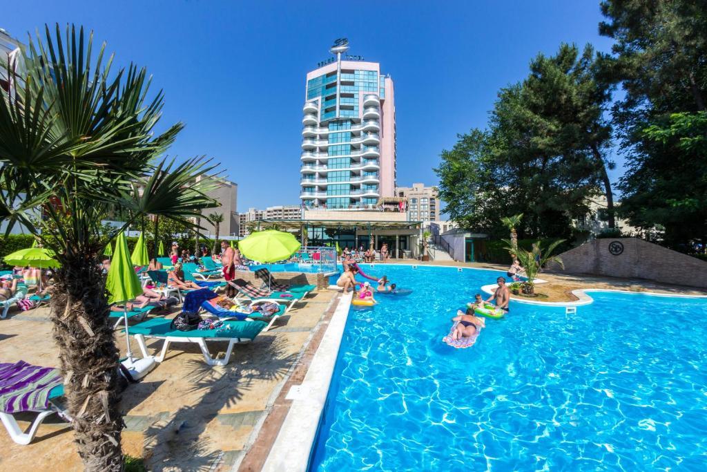 Grand Hotel Sunny Beach - All Inclusive Sunny Beach, Bulgaria