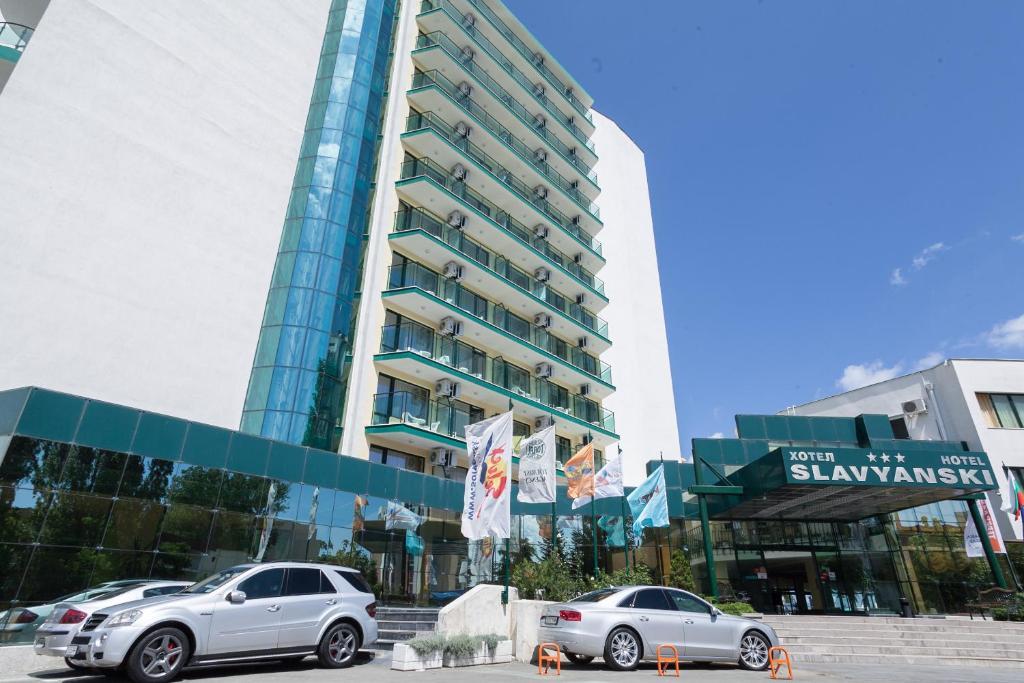 Hotel Slavyanski Sunny Beach, Bulgaria