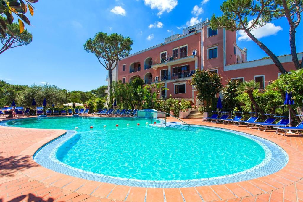 Hotel San Valentino Terme Ischia, Italy