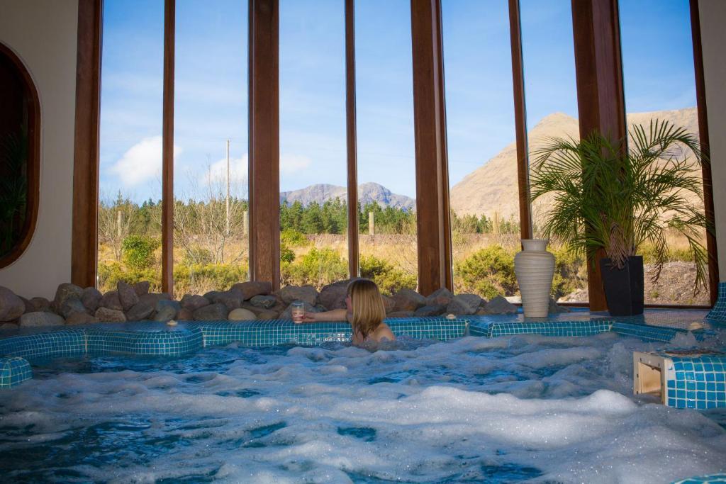 Delphi Resort Hotel & Spa Leenaun, Ireland