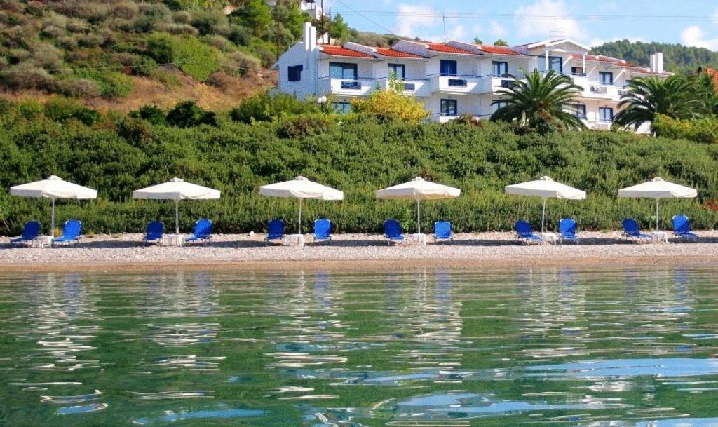 Agnadi Hotel Rovies, Greece