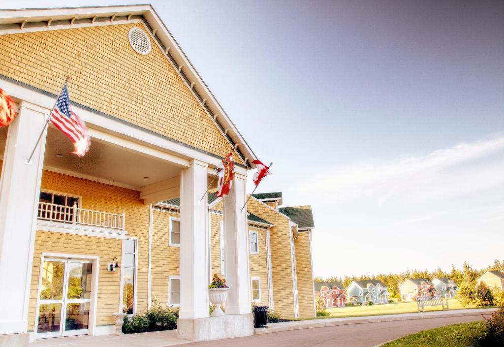 Rodd Crowbush Golf & Beach Resort