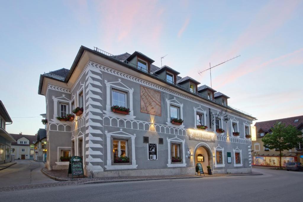 Hotel Restaurant DAS ROSSL Windischgarsten, Austria