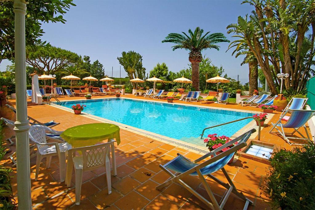 Hotel Park Calitto Ischia, Italy