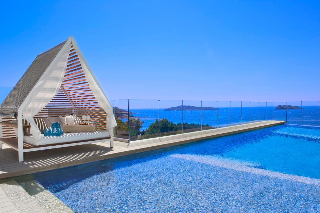 The swimming pool at or near ME Ibiza - The Leading Hotels of the World