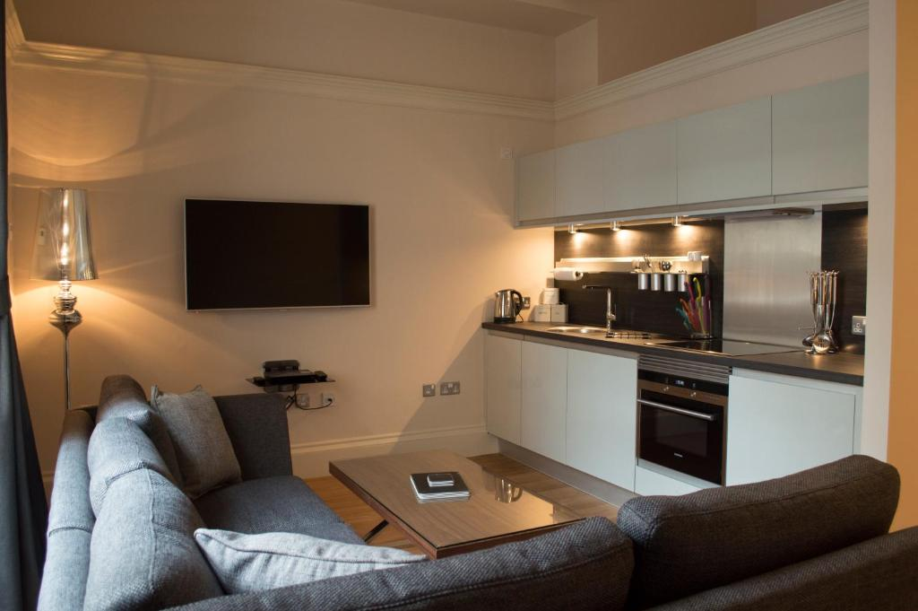 Dreamhouse at Blythswood Apartments Glasgow - Laterooms
