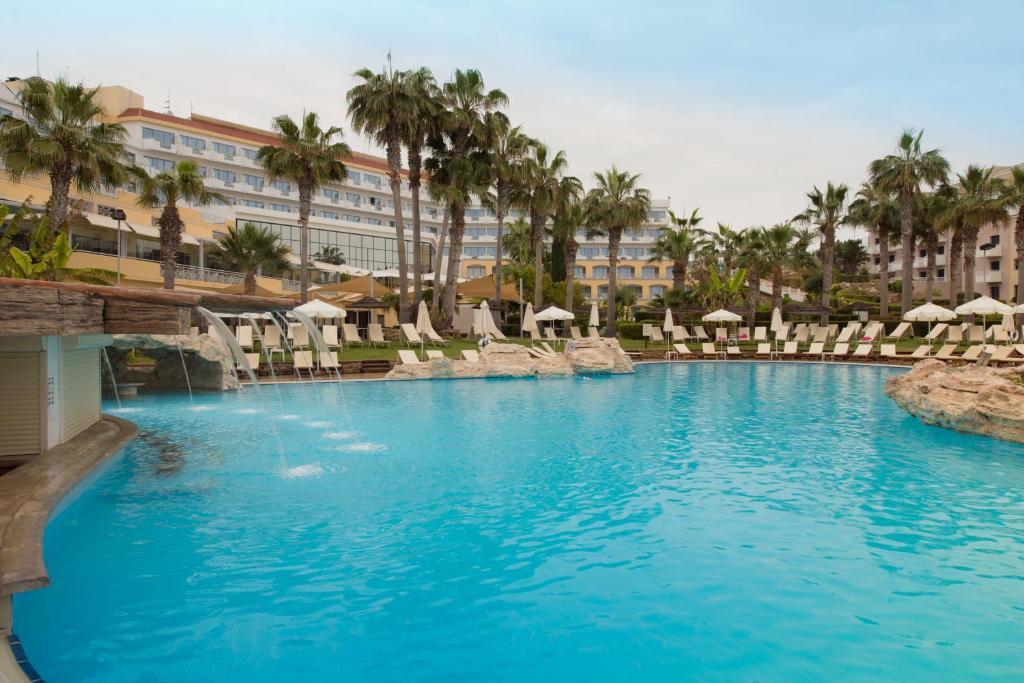 St. George Hotel Spa & Golf Beach Resort Paphos City, Cyprus