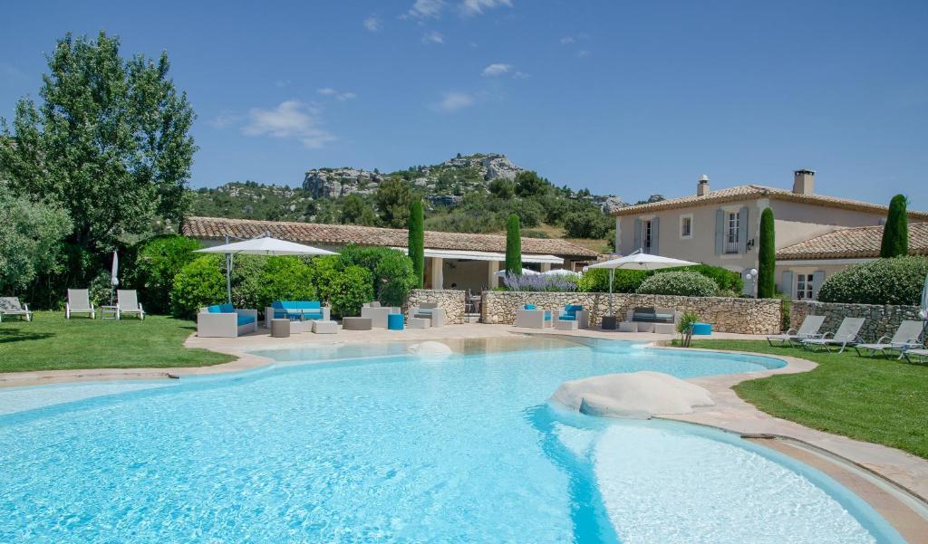 Mas de l'Oulivie Les Baux-de-Provence, France