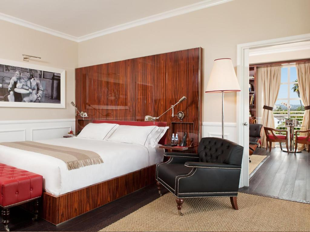 A room at Mr. C Beverly Hills.