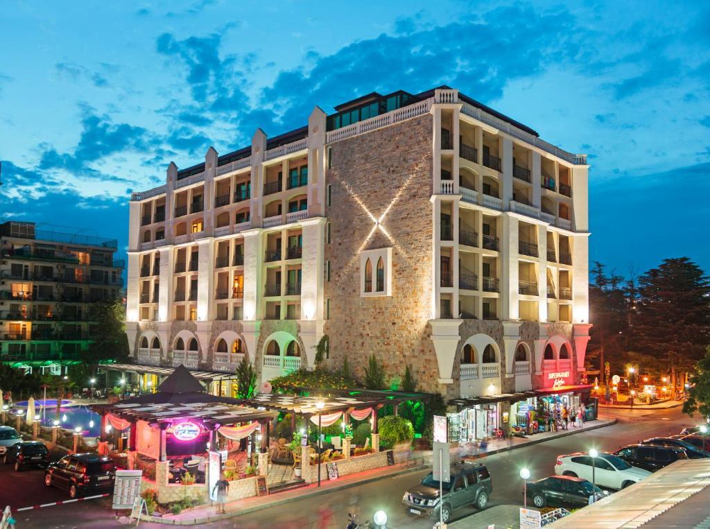 Babylon Hotel Sunny Beach, Bulgaria