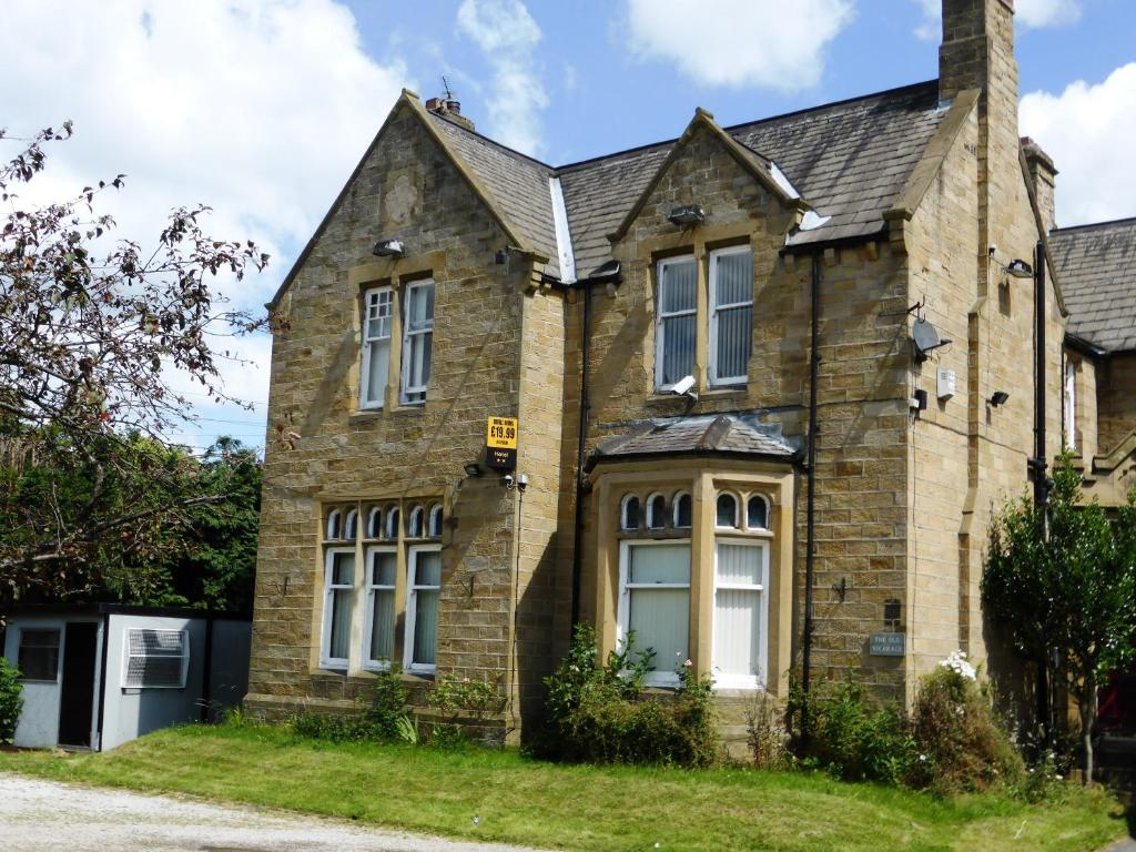 Old Vicarage Hotel - Laterooms