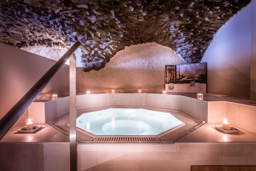 Spa and/or other wellness facilities at Le Grand Aigle Hotel & Spa****